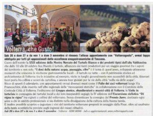 Firenze Spettacolo - Ottobre 2019
